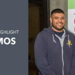 Graduate Highlight: Tito Ramos