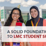 A Solid Foundation Leads to LMC Student Success