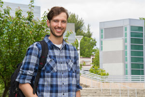 Chris Fabbri was awarded a Jack Kent Cooke Undergraduate Transfer Scholarship, worth up to $40,000 at his transfer school. Chris earned three associate degrees at LMC and plans to major in biology at UC San Diego or UC Santa Cruz.